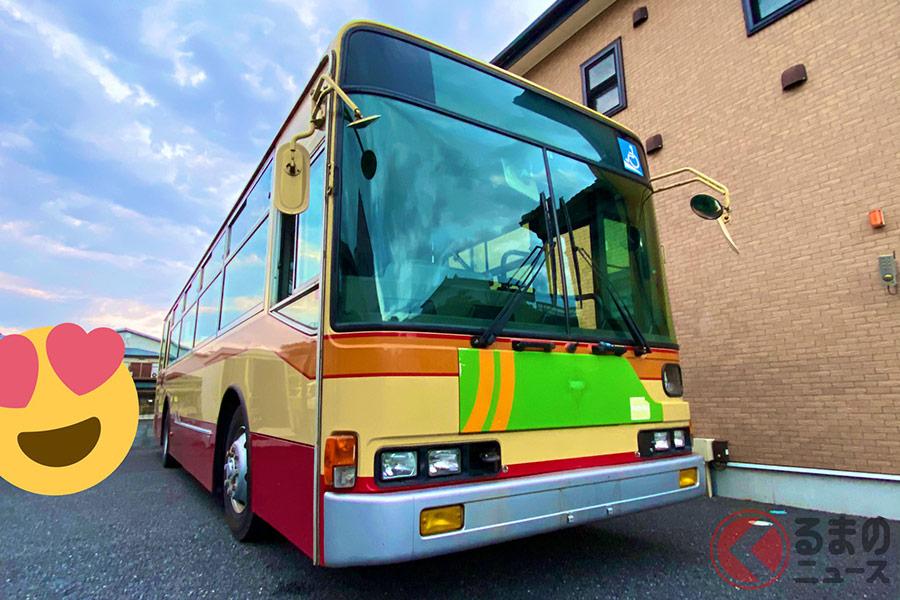 神奈川中央交通の通称・神奈中バスを自分で所有した人がSNSで話題に!