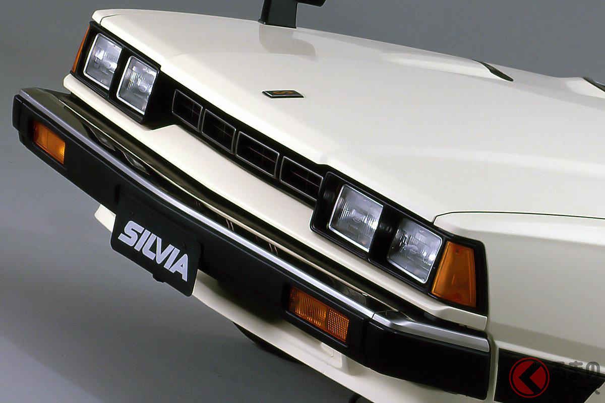 直線基調でシャープなデザインをまとった昭和の高性能車たち