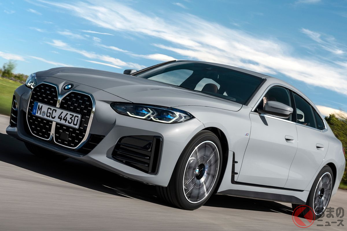 BMW新型「4シリーズ グランクーペ」の走り