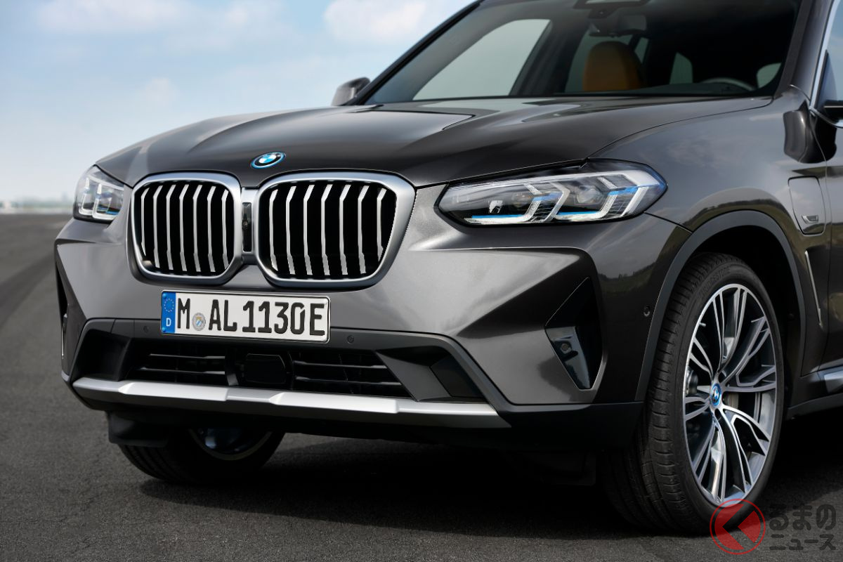 BMW改良新型「X3」