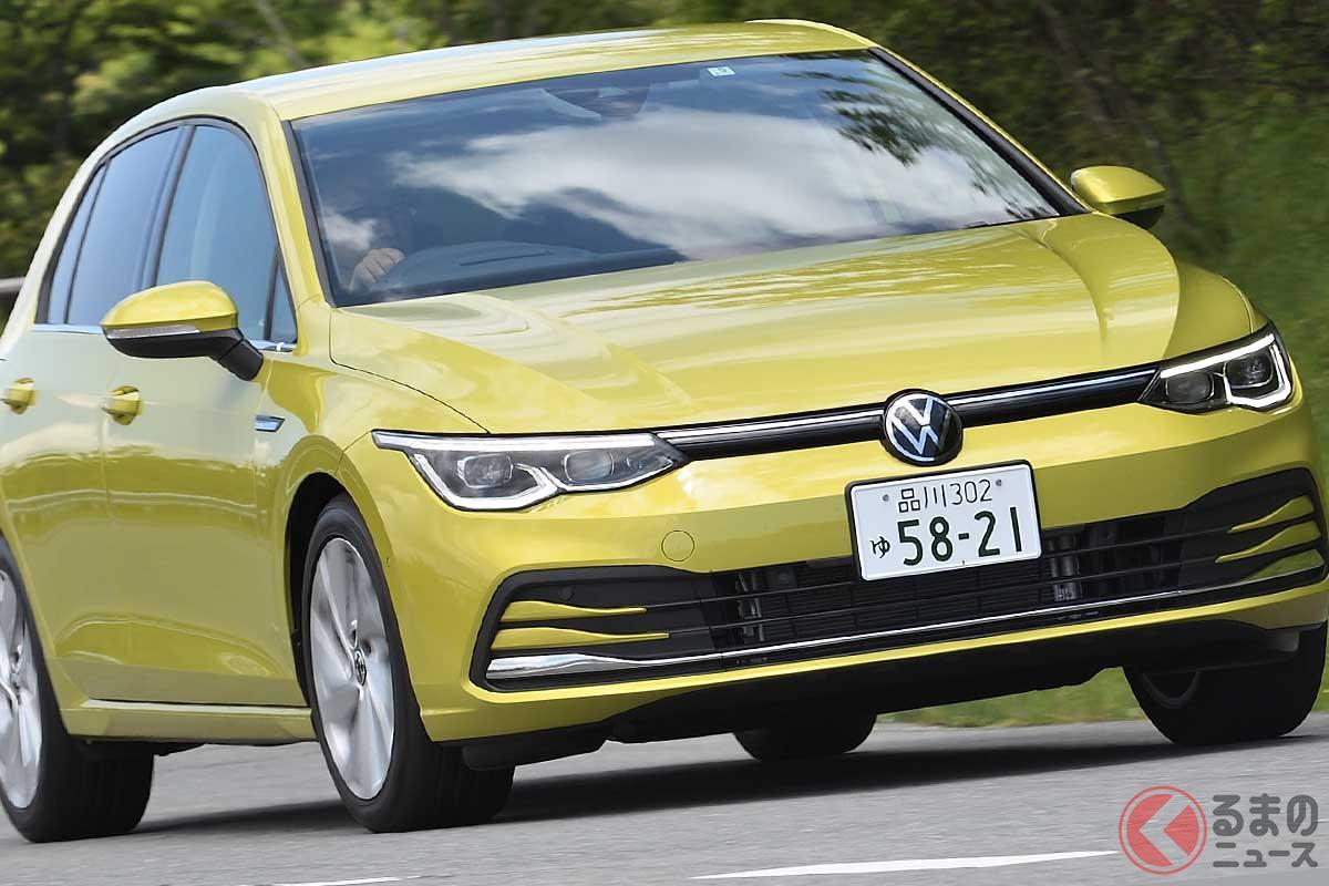 VW新型「ゴルフeTSI スタイル」の走り