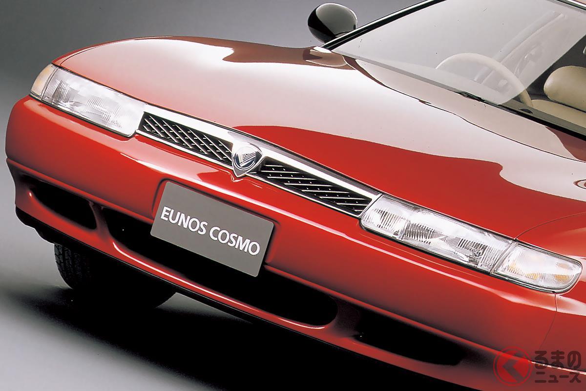 極悪な燃費でも許された頃に誕生した高性能車たち