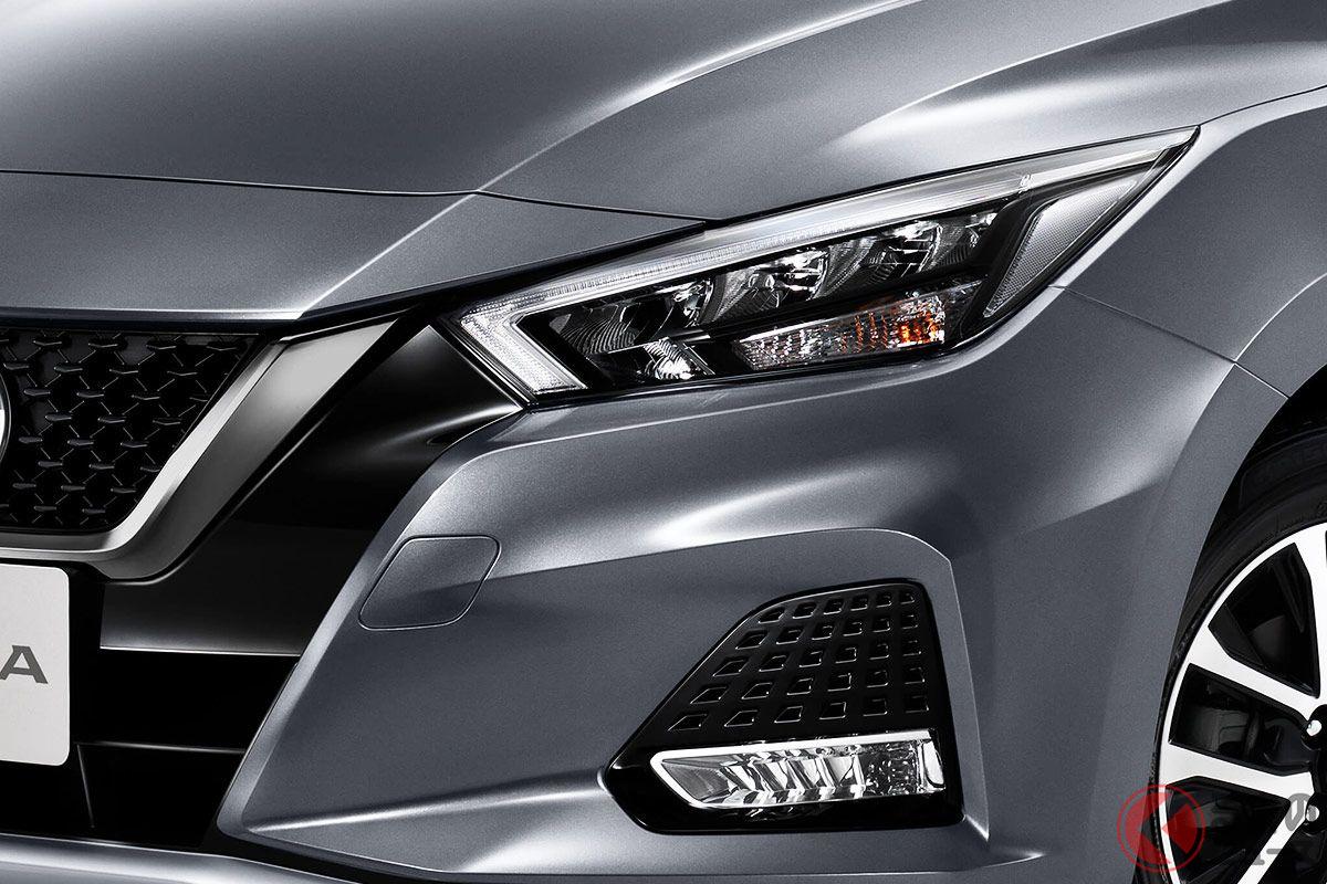 日本未発売のタイ市場で発表された特別仕様車「ALMERA SPORTECH」