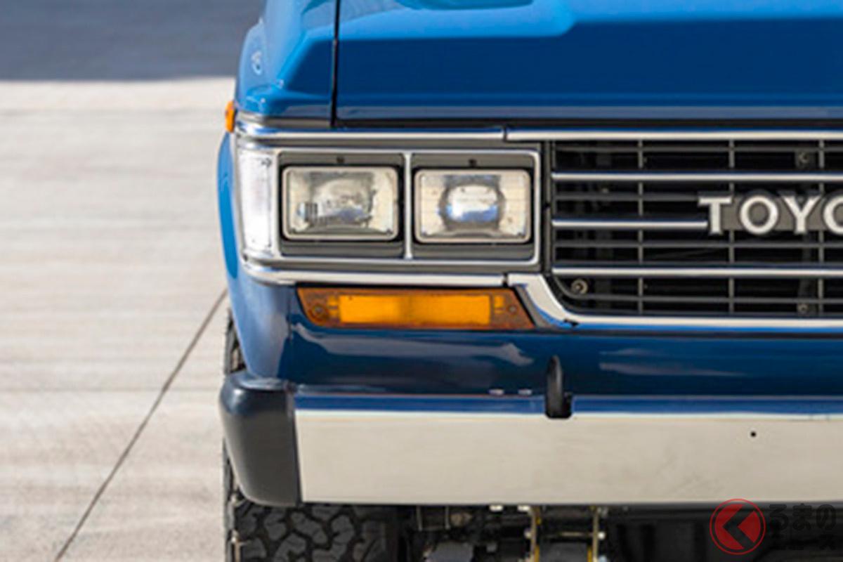 33年前のランクルが新車並にリフレッシュ!? 極上な60の内外装がスゴイ(photo:Barrett・Jackson・Auction)