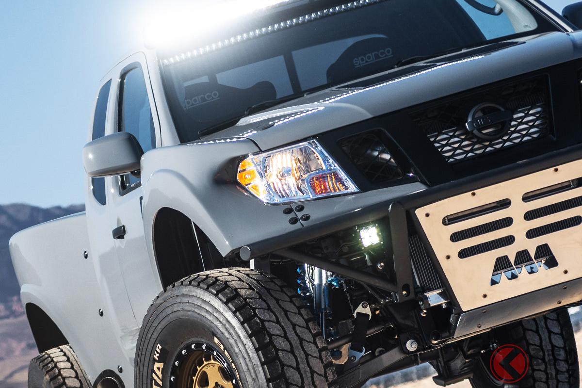 爆アゲ! 日産モンスタートラック「フロンティア・デザートランナー」 最強の名がふさわしいモデルとは?