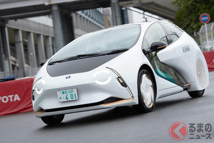 ナンバー取得可能なコンセプトカー「LQ」