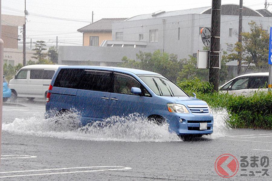 大雨・洪水警報が発令された場合にはどこに避難するのが最適なのか