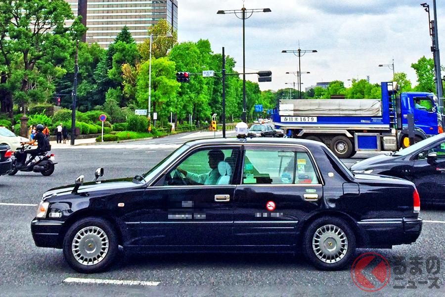 タクシー配車サービスはさまざまなアプリが登場している(写真はイメージ)