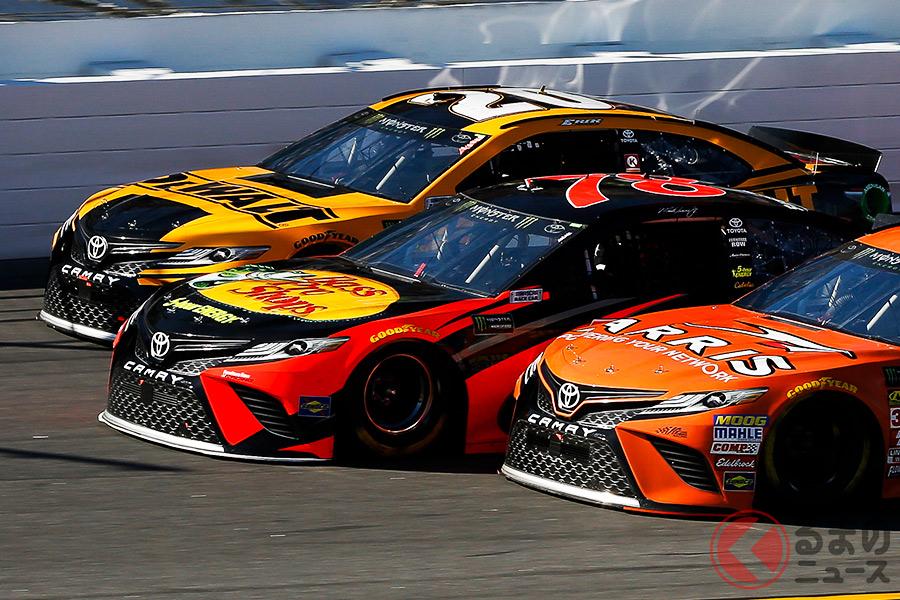 富士スピードウェイのコースレイアウトは当初NASCARを意識していた?