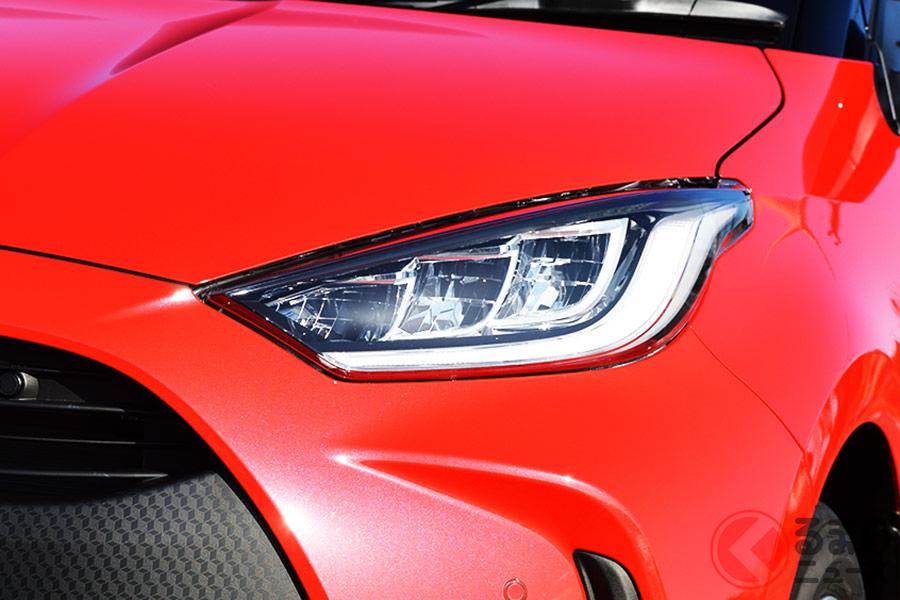 WLTCモードでトップクラスの燃費性能を誇るトヨタ「ヤリス」