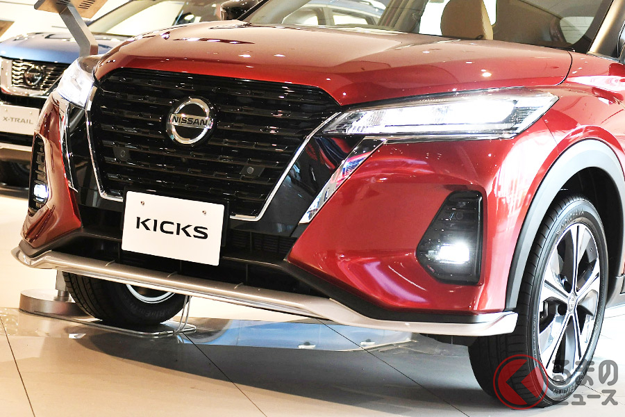 2020年6月30日に発売された日産新型「キックス」