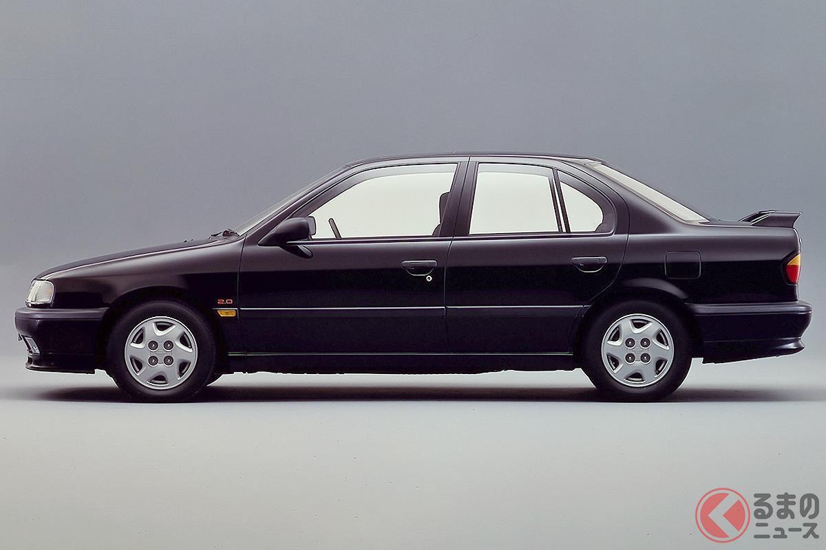 シンプルなデザインと優れたハンドリングでヒットした初代「プリメーラ」