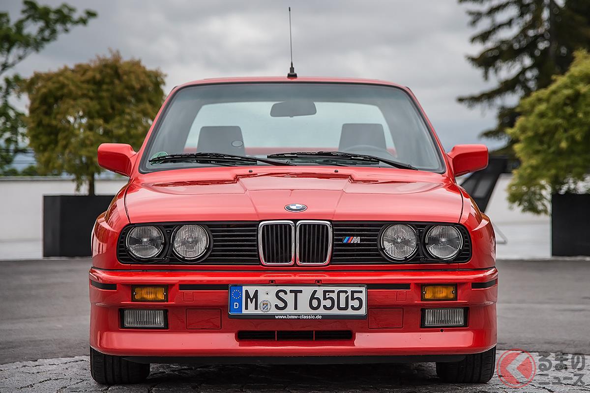 レースに勝つことを目的に開発された生粋のFRスポーツモデル「M3」