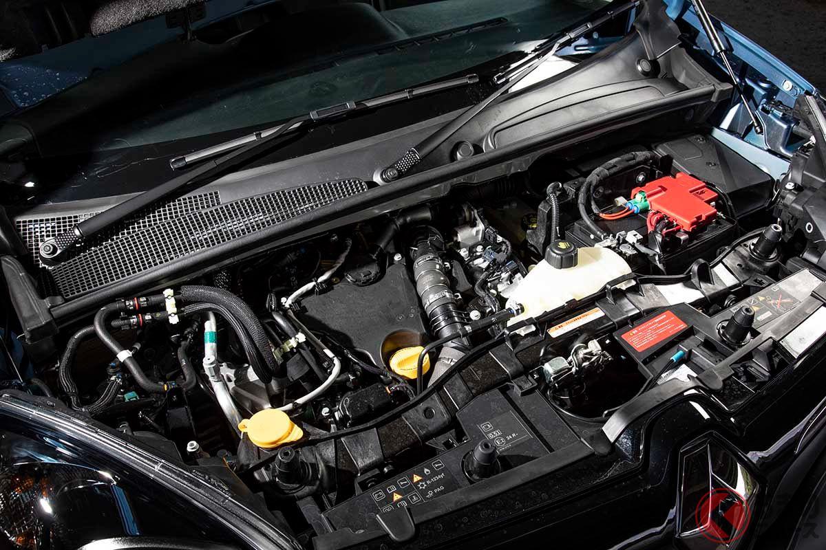 搭載エンジンは1460ccの直列4気筒ディーゼルターボ。116馬力・260Nmを発生する
