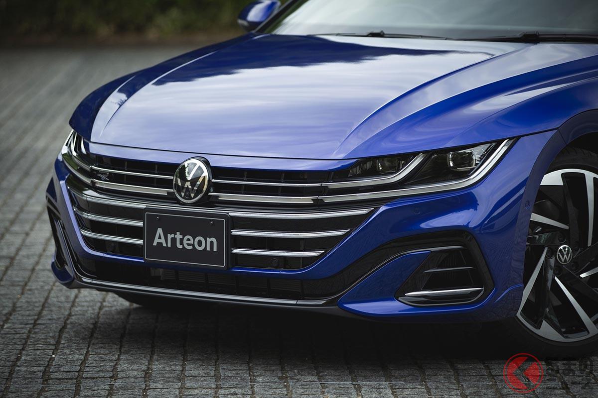 VW 新型「アルテオン」