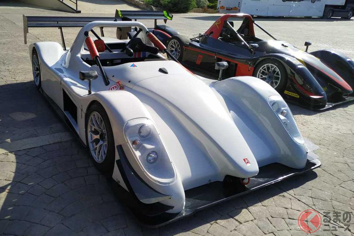 第9位/ラディカル「SR8LM」。写真は「SR8」。現在5万ユーロで販売中(C)1997 - 2021 Radical Sportscars LTD