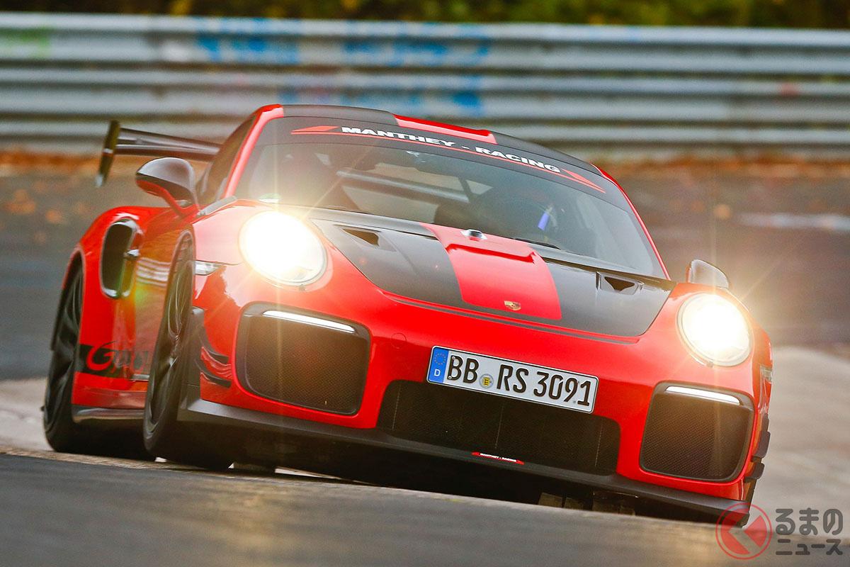 第2位/ポルシェ「911 GT2 RS-MR」