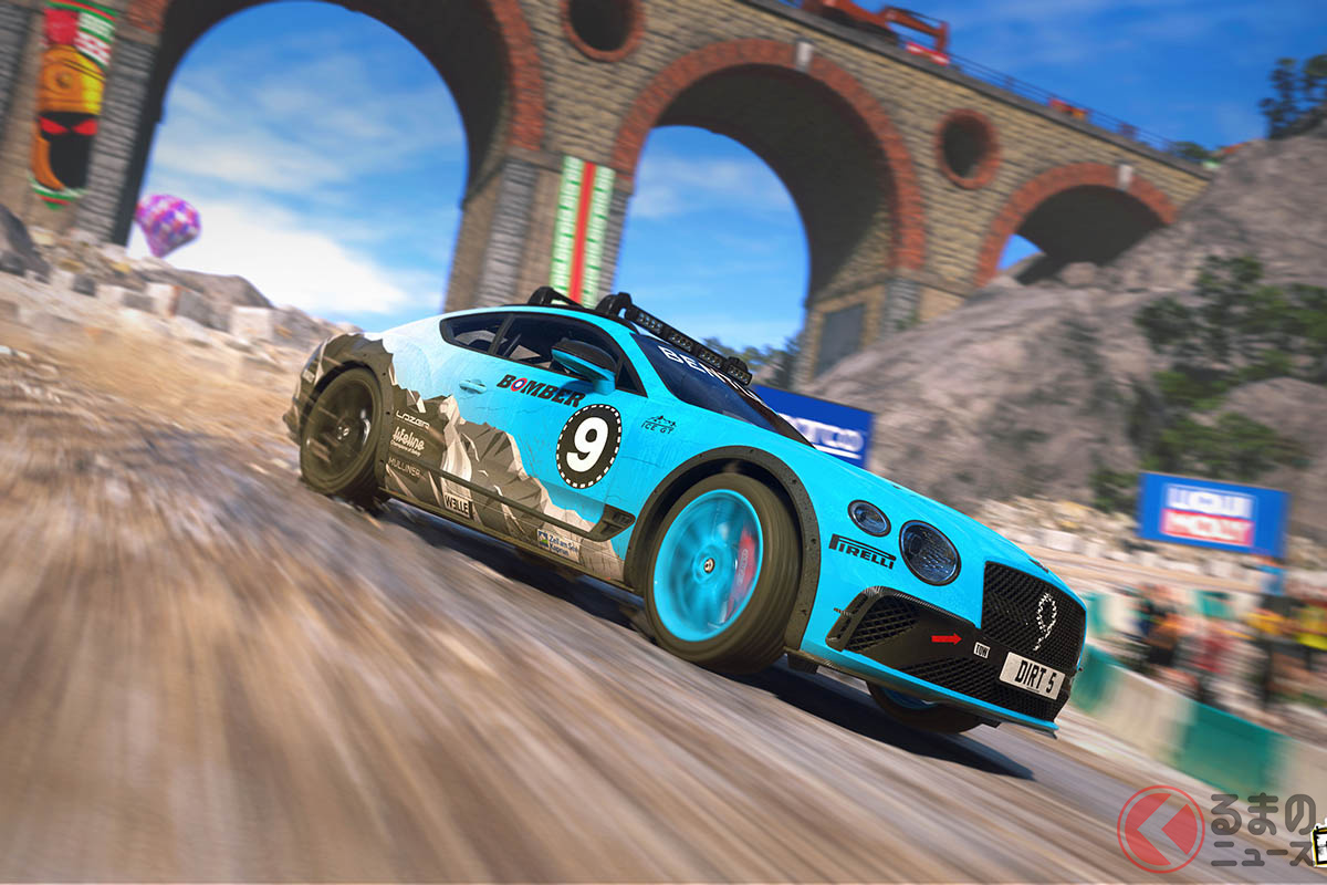 ベントレー「コンチネンタル GT アイスレースカー」