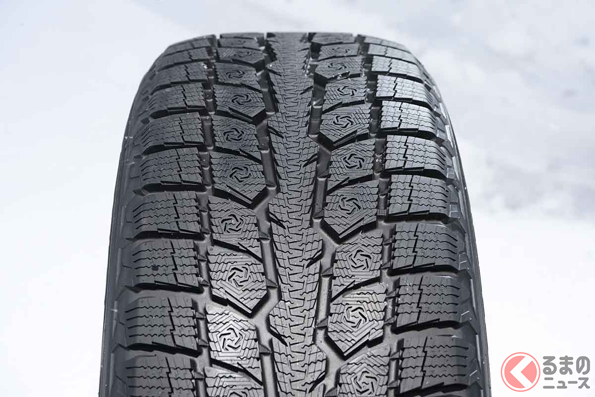 SUV用の新スタッドレスタイヤ「OBSERVE(オブザーブ)GSi−6」