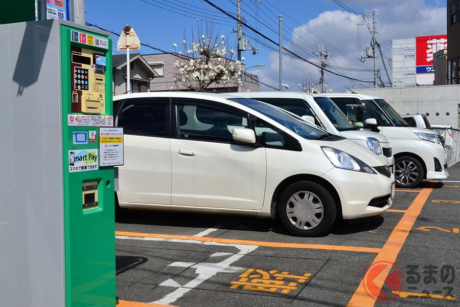 「アイドリング・ストップ条例」では駐車時にエンジンを切ることが義務付けられている