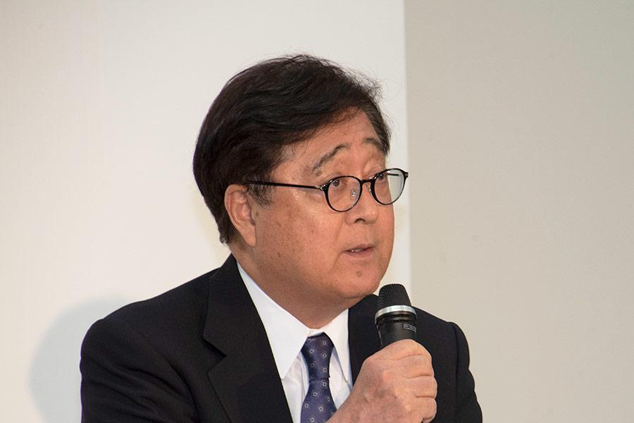 三菱自動車の取締役会長と代表執行役を退任した益子修氏