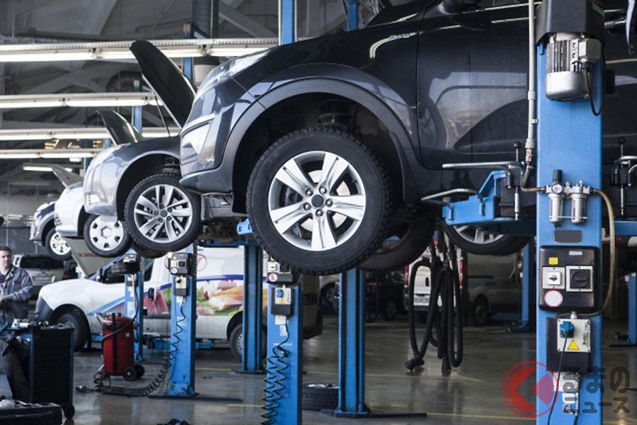 専用工具や知識をもったメカニックが対応するため輸入車の修理代は高くなる