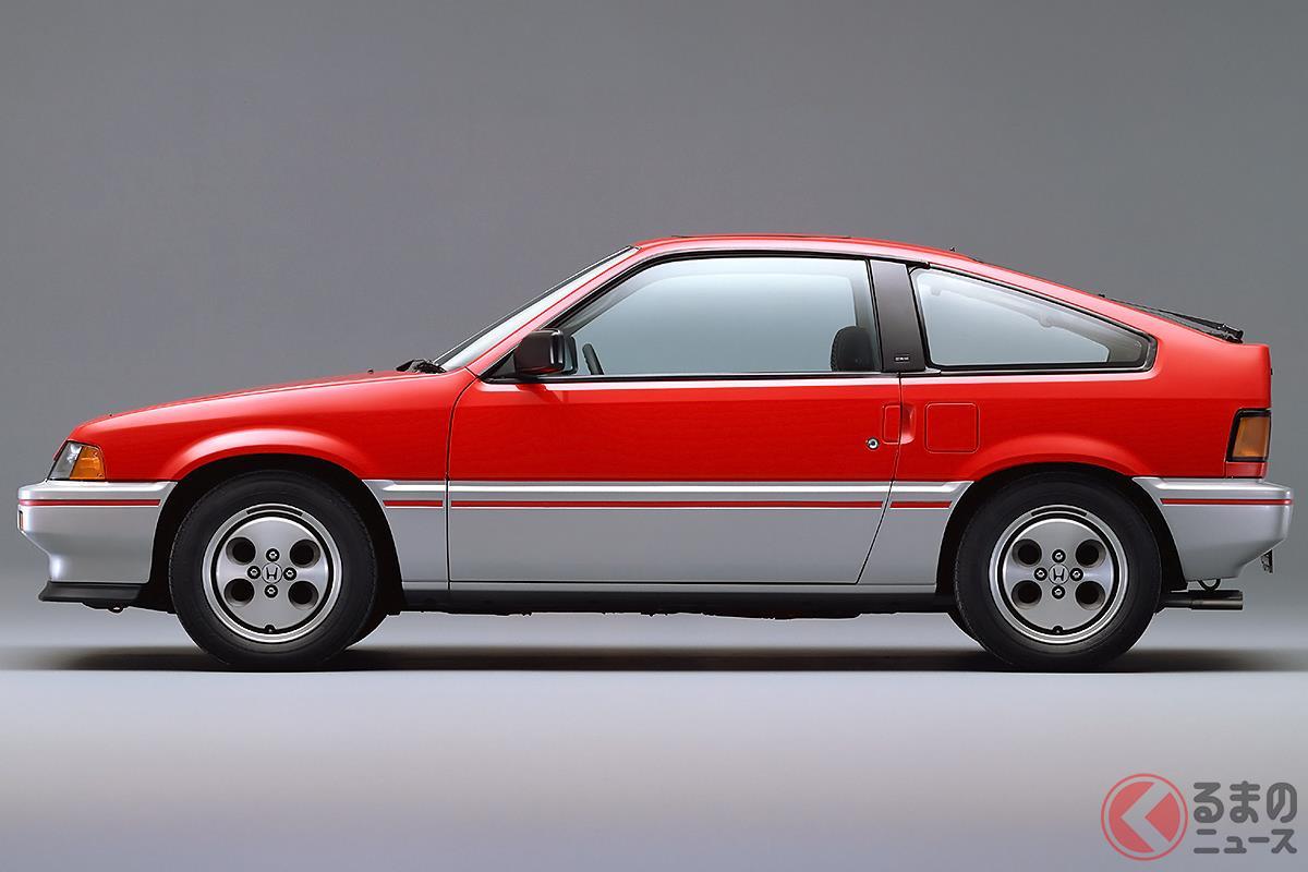 日本を代表するライトウェイトFFスポーツカーに君臨する「バラードスポーツCR-X 1.5i」