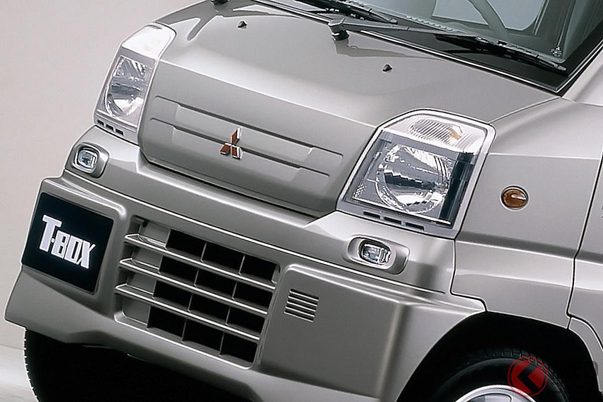 ワンボックスワゴンなのに精密なエンジンを搭載した「タウンボックス RX」
