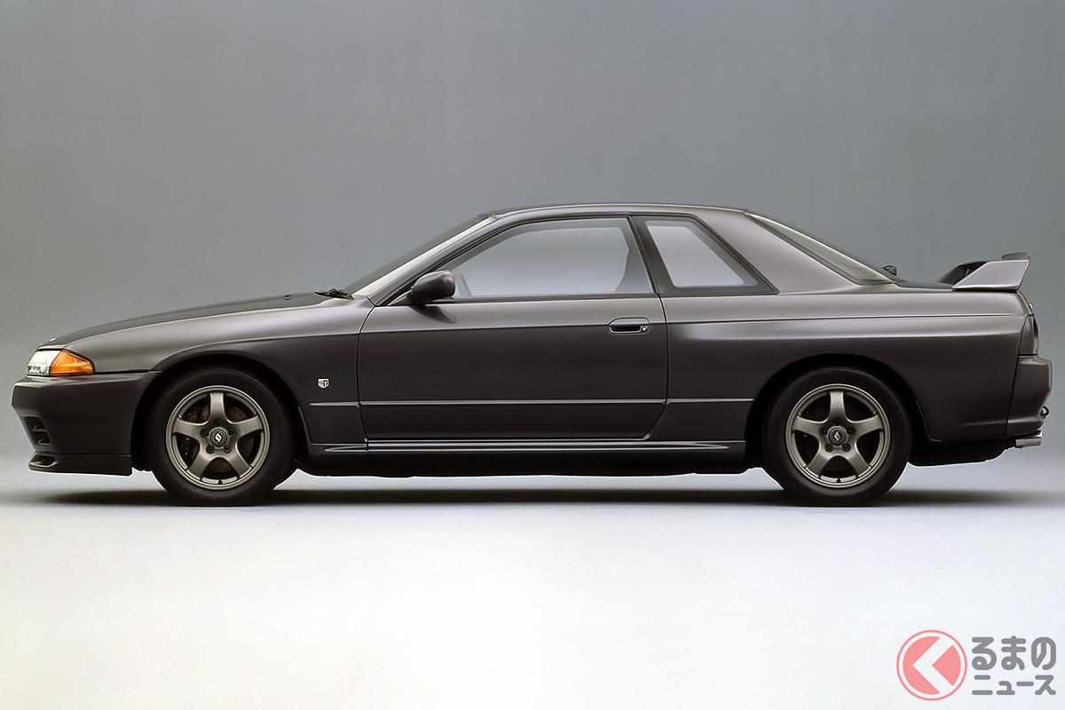 R32型「スカイライン」といえばGT-Rのイメージが強いものの、ユニークなモデルも存在