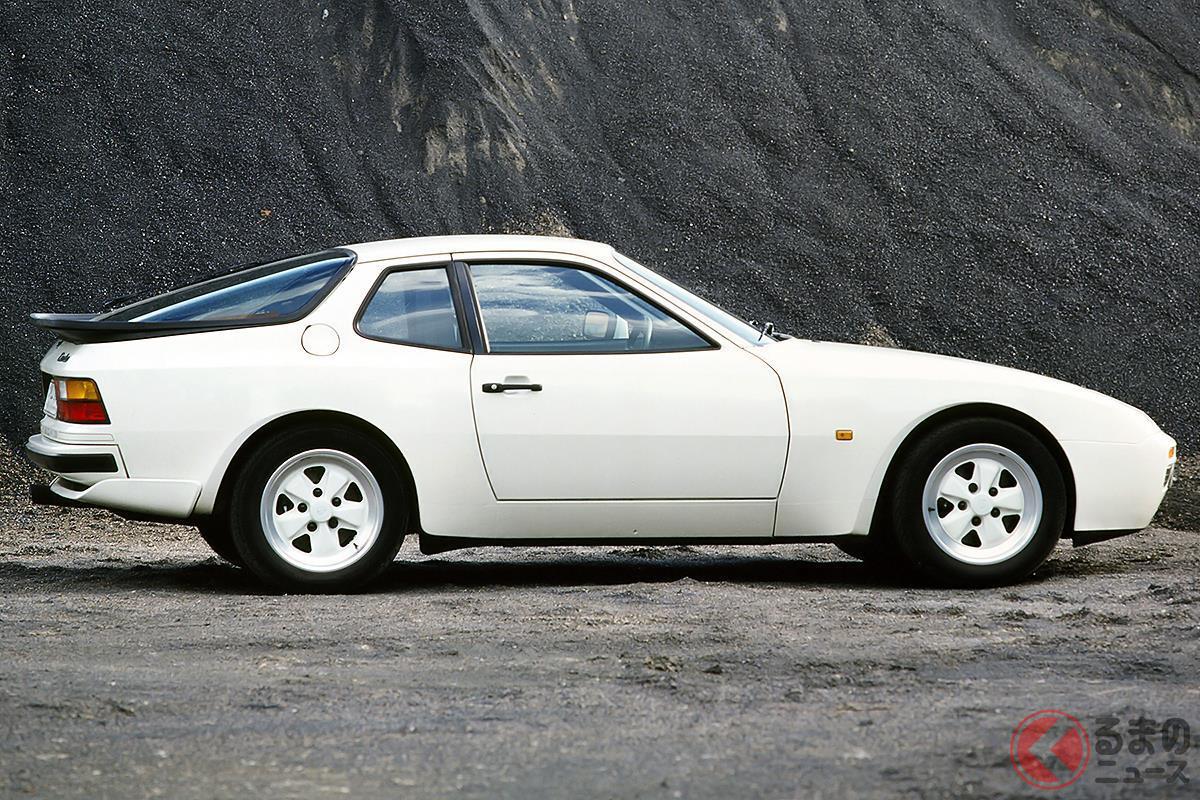 ポルシェのエントリーモデルながら第一級のFRスポーツカーだった「944」