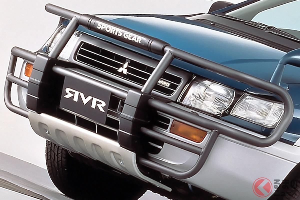 RVブームの頃に誕生した「RV風」の装いのモデルたち