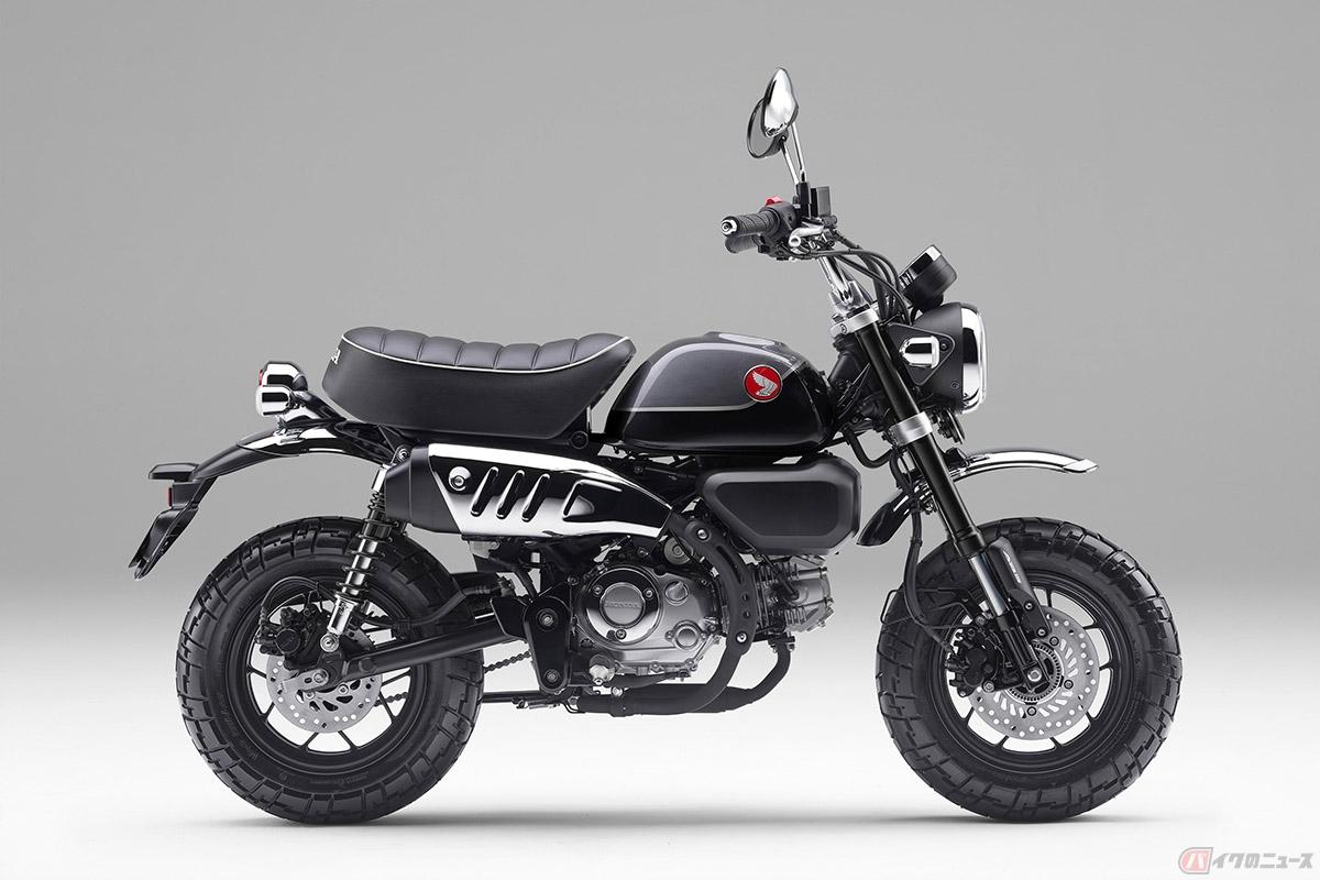 ホンダ「モンキー125」2022年モデル