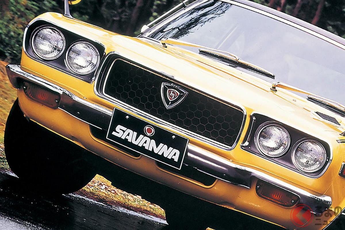 モータースポーツに直結した昭和の高性能車たち