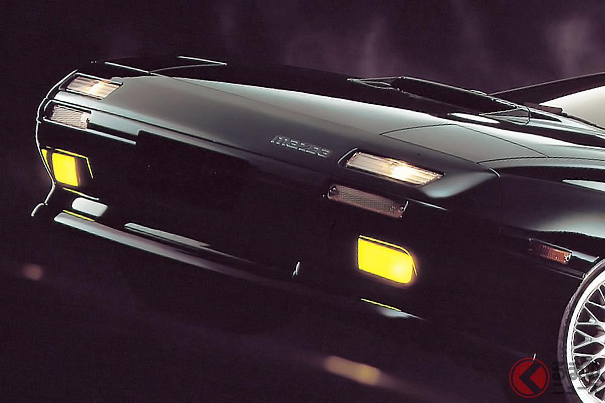 1980年代にデビューしたFRスポーツカーのライバルとは?