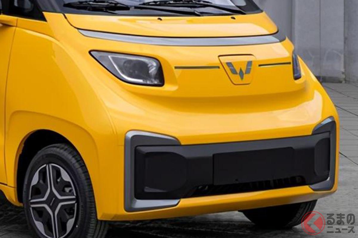 天津モーターショーにて発表された超小型2人乗りEV「NanoEV」 今後中国ではこの手の小型EVが増える?