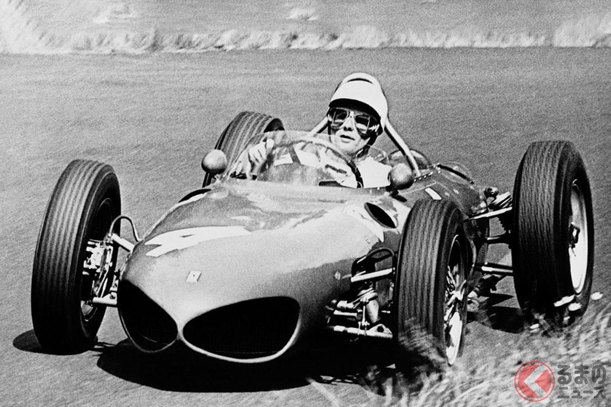 「シャークノーズ」のフェラーリ「156F1」
