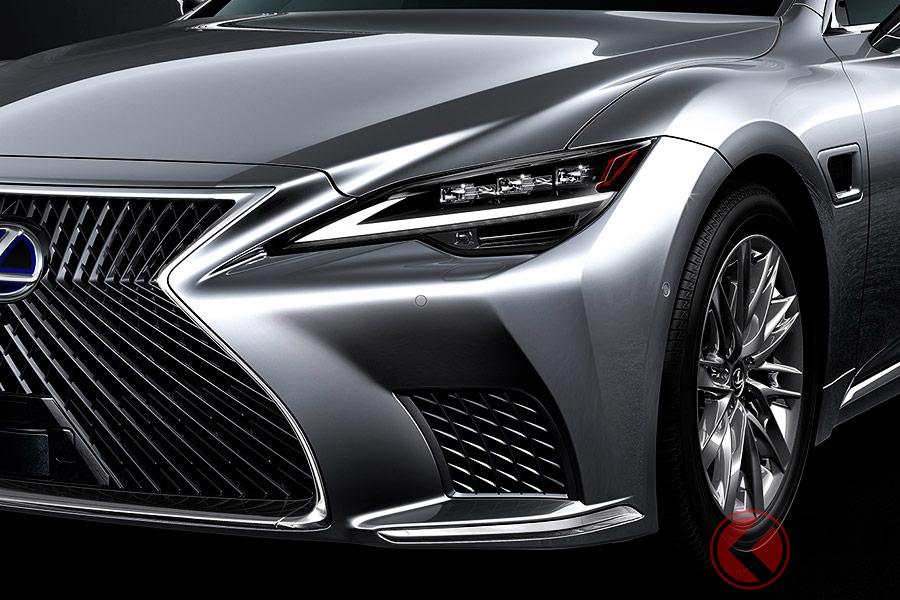 デザイン・走行性能・安全性能、すべてを刷新した新型LS