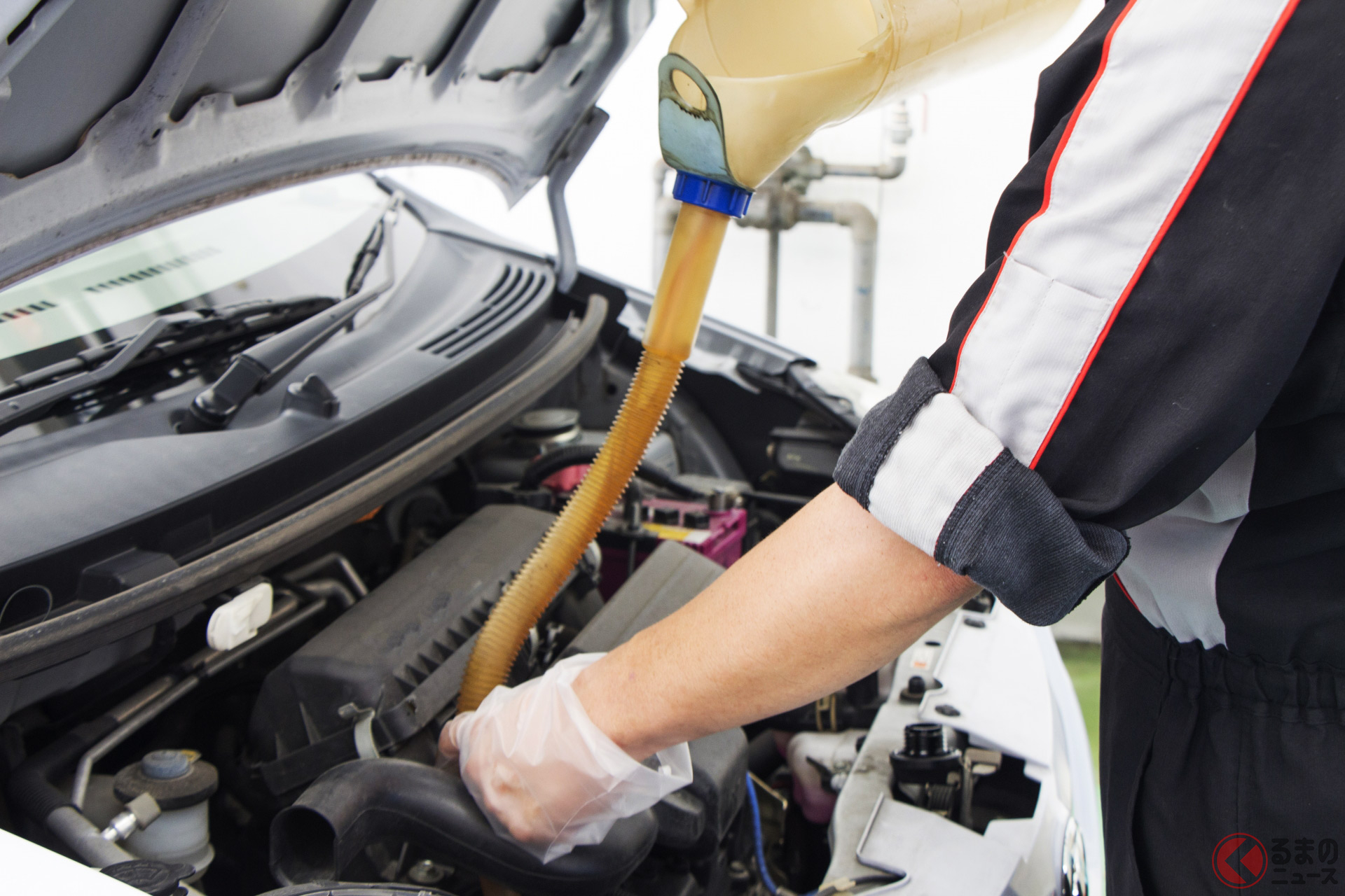 エンジンオイルの交換はどれくらいの頻度でおこなえばいい?