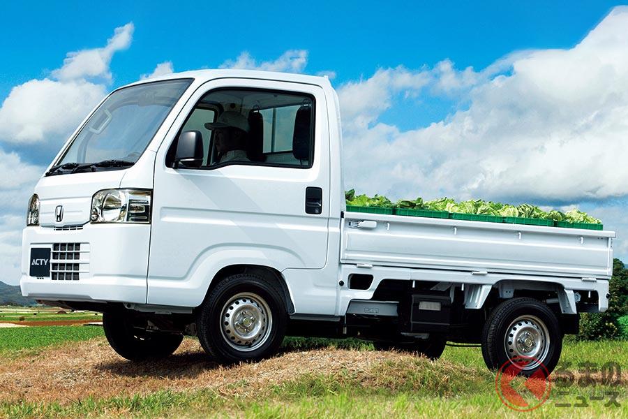 日本に最適な軽トラック