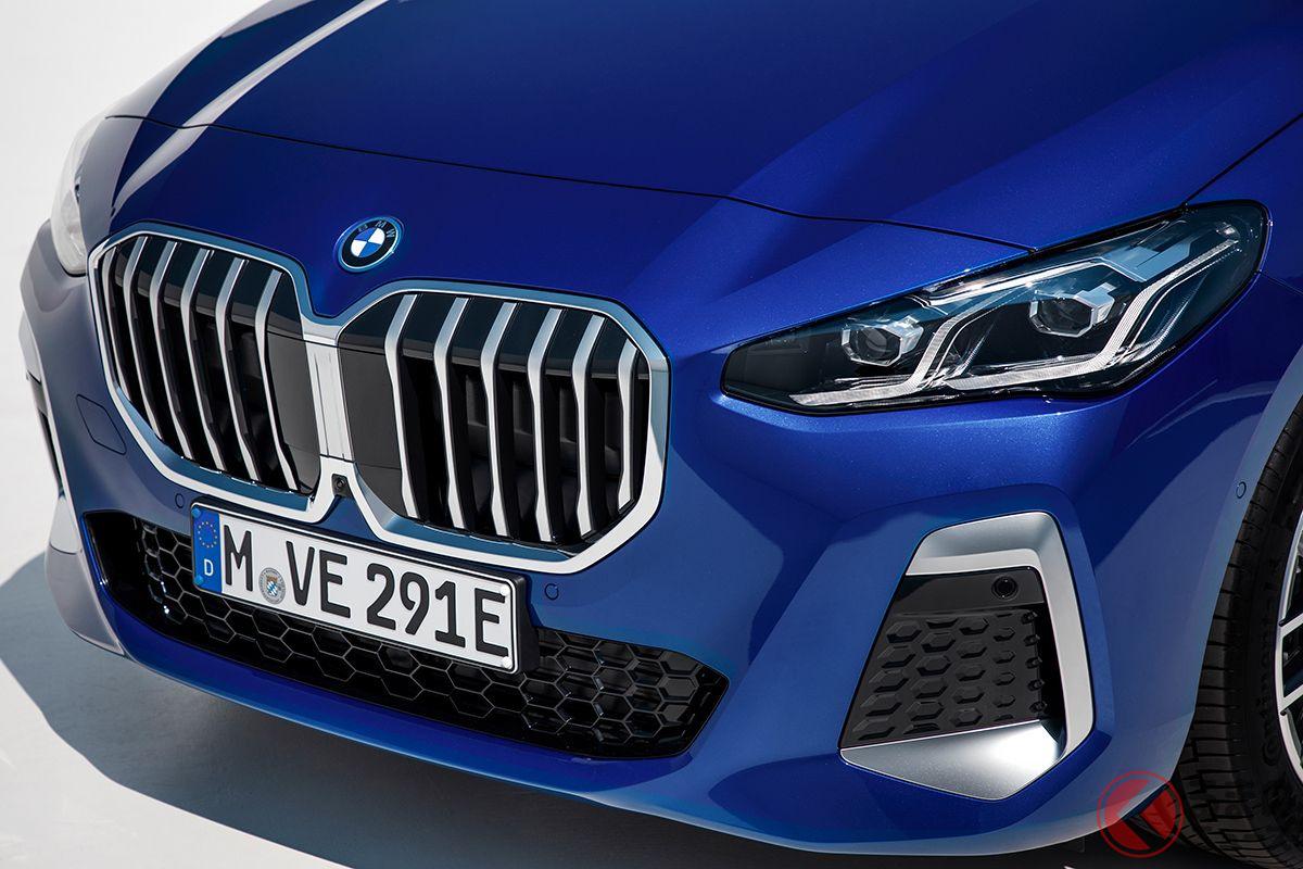 BMW新型「230e xDriveアクティブツアラー」