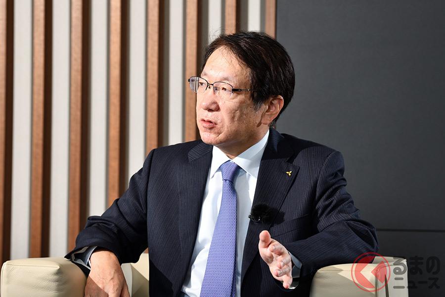 三菱自動車 加藤隆雄取締役 代表執行役CEO