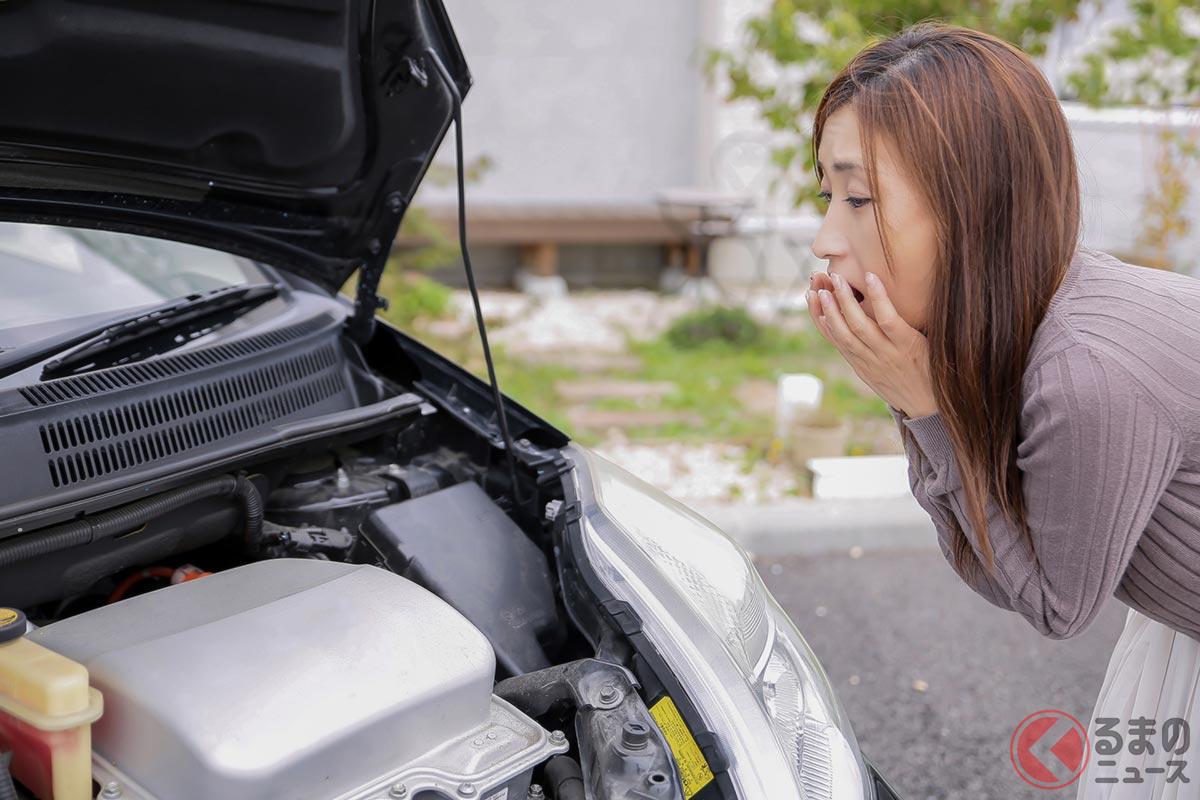 車の不調の原因はオルタネーターかも? (写真はイメージ)