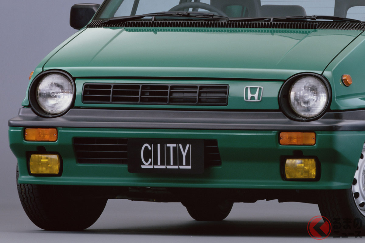1985年4月、モデル末期の初代シティに追加された「ハイパーシフト」