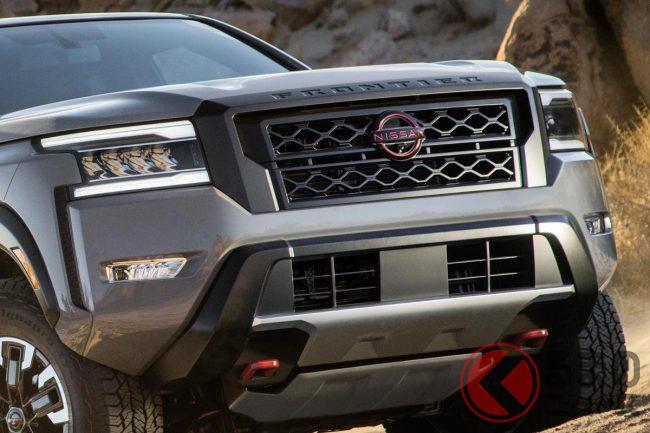 フロンティア 日産 日産の小型ピックアップトラック、『フロンティア』新型…ハイラックス競合 2月4日発表