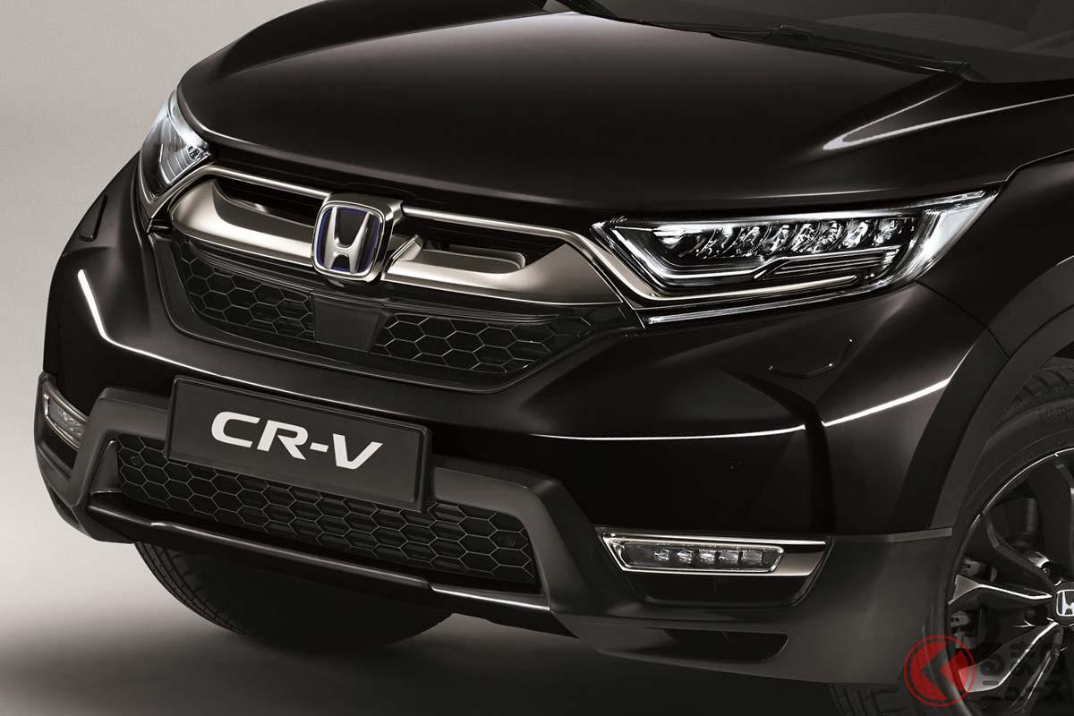 ホンダ「CR-V スポーツライン」(欧州仕様)