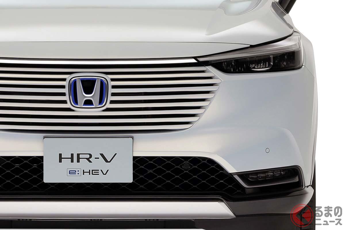 ホンダ新型「HR-V」