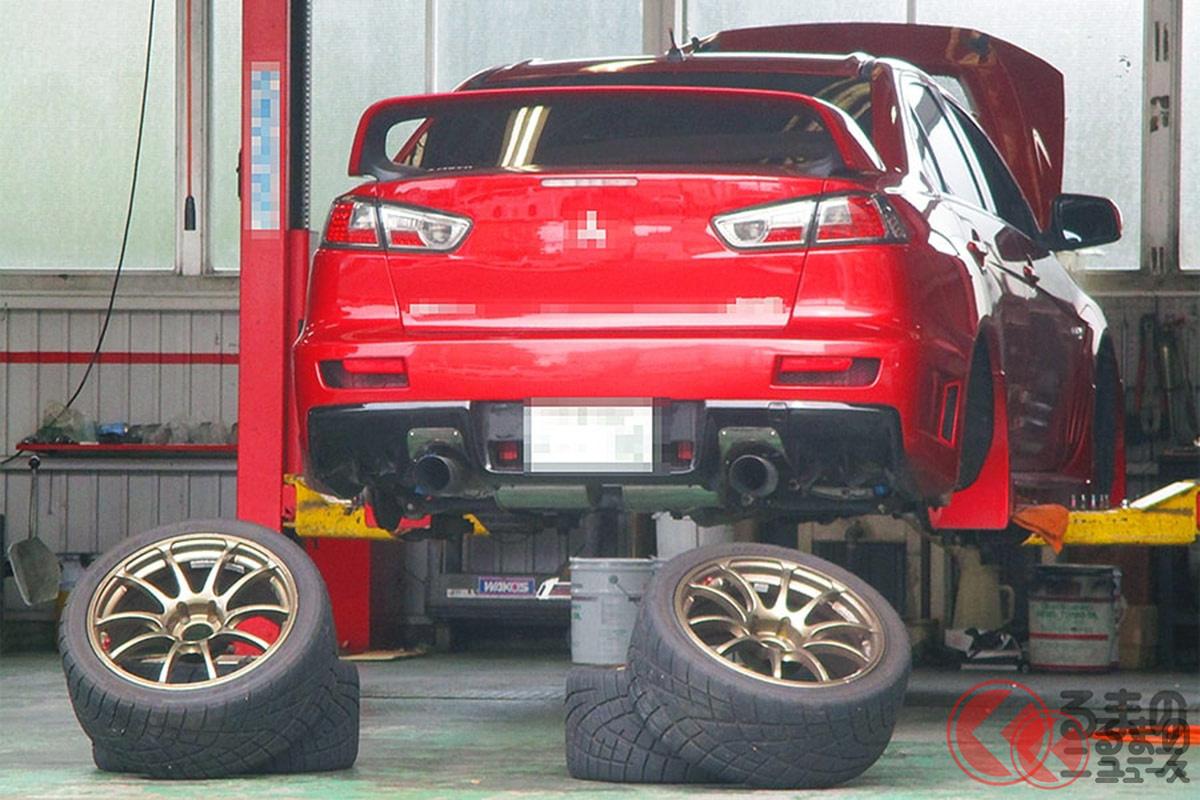 整備する範囲が年々複雑化する自動車の整備内容。今後、整備士はどのように生き残るのか?