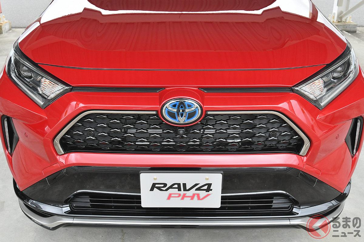 2019年に約3年ぶりの国内復活を遂げたRAV4だが、最近は新車市場で元気がない?