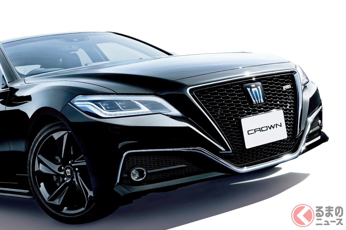 日本国内でもっとも売れているトヨタ「クラウン」。今後、セダン市場が復活するのに必要な要素とはどのようなものなのでしょうか?