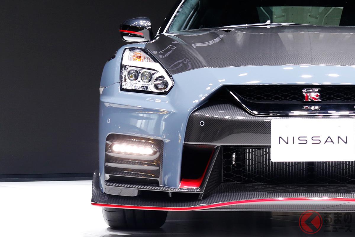 日産「GT-R NISMO Special edition」